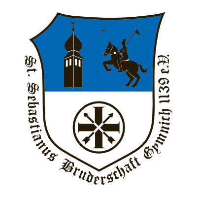 Wappen der St. Seb. Bruderschaft Gymnich